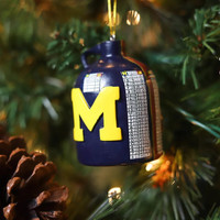 Little Brown Jug Mini Trophy Ornament