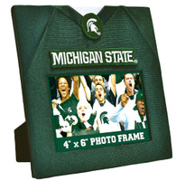 "Michigan State University Masterpieces Uniformed 4""x6"" Horizontal Picture Frame"
