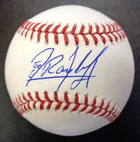 Randy Arozarena Autographed Baseball - Official Major League Ball