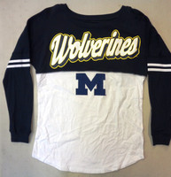 University of Michigan Women's 5th & Ocean Spirit Jersey