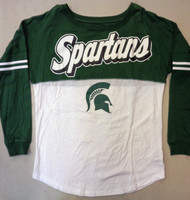 Michigan State University Women's 5th & Ocean Spirit Jersey