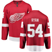 Bobby Ryan Autographed Detroit Red Wings Red Fanatics Jersey (Pre-Order)