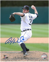 Alex Wilson Autographed Detroit Tigers 8x10 Photo #2