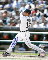 Alex Avila Autographed Detroit Tigers 8x10 Photo #16