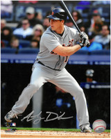 Andy Dirks Autographed Detroit Tigers 8x10 Photo #1