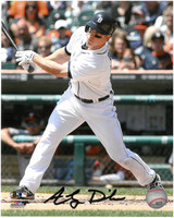 Andy Dirks Autographed Detroit Tigers 8x10 Photo #2