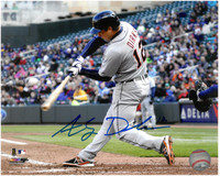 Andy Dirks Autographed Detroit Tigers 8x10 Photo #3