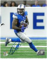 Eric Ebron Autographed Detroit Lions 8x10 #6