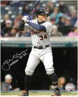 James McCann Autographed 8x10 Photo #6