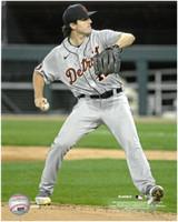 Casey Mize Autographed 8x10 #1 - MLB Debut Vertical (Pre-Order)