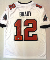 Tom Brady Tampa Bay Buccaneers Nike Vapor Limited Jersey - White