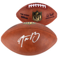 """Aaron Rodgers Autographed Authentic NFL """"Duke"""" Game Ball (Pre-Order)"""