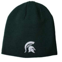 Michigan State University Top of the World Men's Dozit Uncuffed Knit Hat