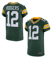 Aaron Rodgers Autographed Green Bay Packers Home Elite Player Jersey (Pre-Order)