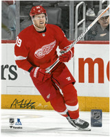 Anthony Mantha Autographed Detroit Red Wings 8x10 Photo #11