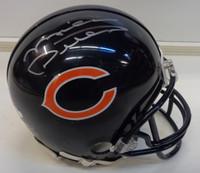 Mike Ditka Autographed Chicago Bears Mini Helmet
