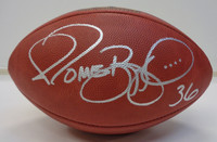 Jerome Bettis Autographed Official SBXL NFL Football