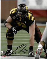 Eric Fisher Autographed Central Michigan University 8x10 Photo