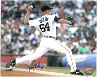 Duane Below Autographed Detroit Tigers 8x10 Photo #1