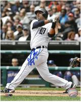Gerald Laird Autographed Detroit Tigers 8x10 Photo #2