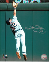 Quintin Berry Autographed Detroit Tigers 8x10 Photo