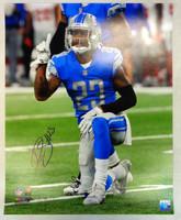 Darius Slay Autographed Detroit Lions 16x20 Photo