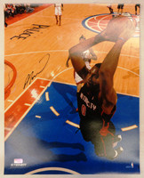 Andre Drummond Autographed Detroit Pistons 16x20 Photo #1