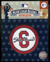 Stan Musial Memorial Collector Patch