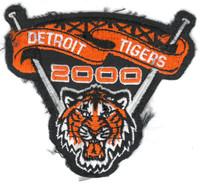 Detroit Tigers 2000 Patch