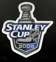 2008 NHL Stanley Cup Patch