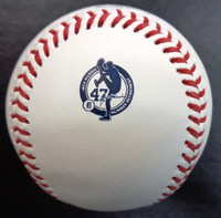 "Jack Morris Autographed Jersey Retirement Ceremony Baseball w/ ""8-12-18"" - Official Major League Ball (Pre-Order)"