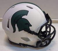 Kirk Gibson Autographed Michigan State Spartans Lunar Eclipse Mini Helmet (Pre-Order)
