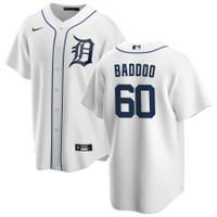 Detroit Tigers Nike Home Replica Jersey - Akil Baddoo #60