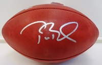 Tom Brady Autographed Official Super Bowl LV Wilson Game Football