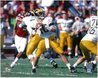 Tom Brady University of Michigan Fanatics 8x10 Photo