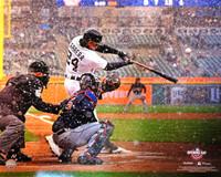 Miguel Cabrera 2021 Opening Day Home Run Fanatics 16x20 Photo