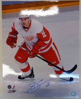Brendan Smith Autographed Detroit Red Wings 16x20 Photo