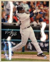 Marcus Thames Autographed Detroit Tigers 16x20 Photo