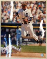 Carlos Guillen Autographed Detroit Tigers 16x20 Photo