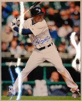 Austin Jackson Autographed Detroit Tigers 16x20 Photo #3