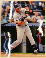 Jhonny Peralta Autographed Detroit Tigers 16x20 Photo #1