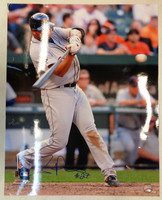 Jhonny Peralta Autographed Detroit Tigers 16x20 Photo #3