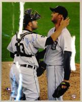 Alex Avila Autographed Detroit Tigers 16x20 Photo #1