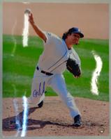 Brayan Villarreal Autographed Detroit Tigers 16x20 Photo #2