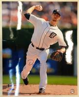 Doug Fister Autographed Detroit Tigers 16x20 Photo
