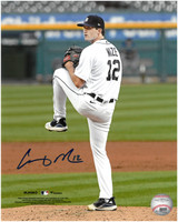 Casey Mize Autographed Detroit Tigers 8x10 #3 - Action Home