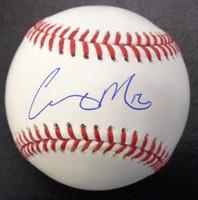 Casey Mize Autographed Official Major League Baseball