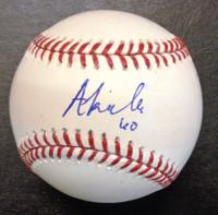 Akil Baddoo Autographed Official Major League Baseball