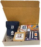 Detroit Tigers Ultimate Gift Box For Dad