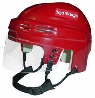 Steve Yzerman Autographed Red Wings Red Mini Helmet (Pre-Order)
